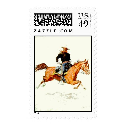 The Cowboy Stamp