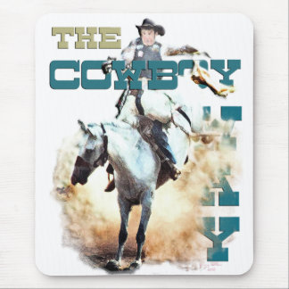 The Cowboy Way -rodeo gifts & tees Mouse Pad