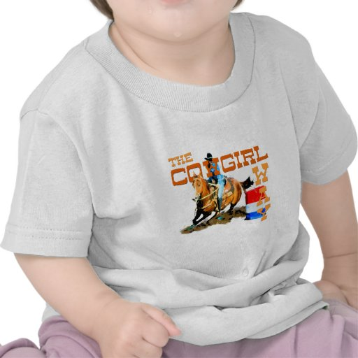 The Cowgirl Way gifts T Shirt