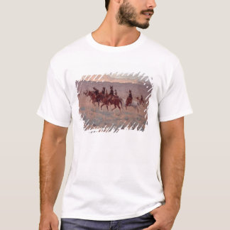 The Cowpunchers (w/c on paper) T-Shirt