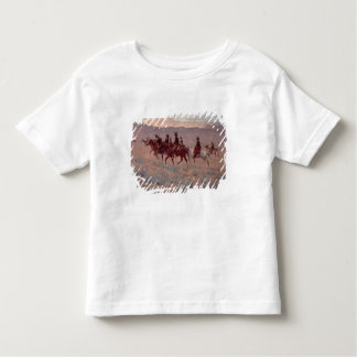 The Cowpunchers (w/c on paper) Toddler T-shirt