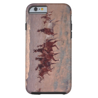 The Cowpunchers (w/c on paper) Tough iPhone 6 Case