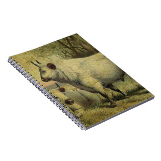 The Cows Came Home Notebooks