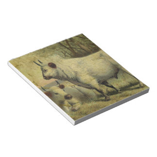 The Cows Came Home Notepad