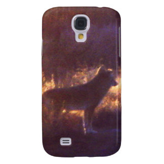 THE COYOTE GALAXY S4 COVER