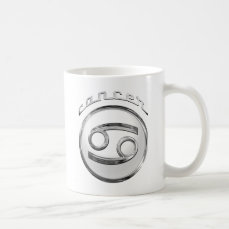 The Crab - Astrological Symbol Coffee Mug
