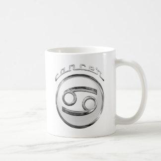 The Crab - Astrological Symbol Coffee Mug