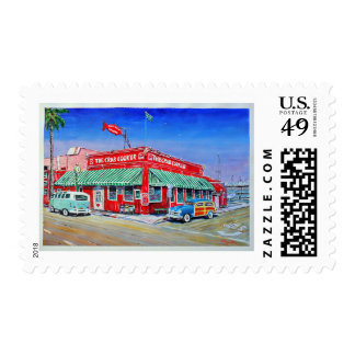 The Crab Cooker Newport Beach Postage