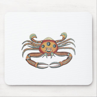 The Crab Mouse Pad
