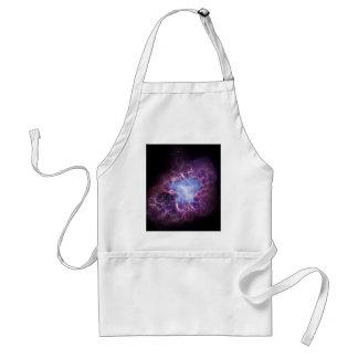 The Crab Nebula Adult Apron