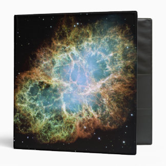 The Crab Nebula Binder