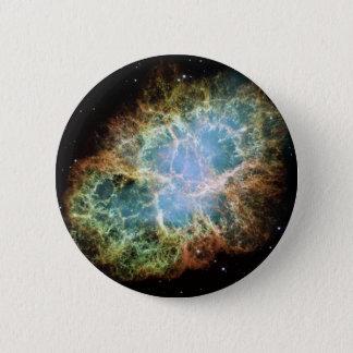 The Crab Nebula Button
