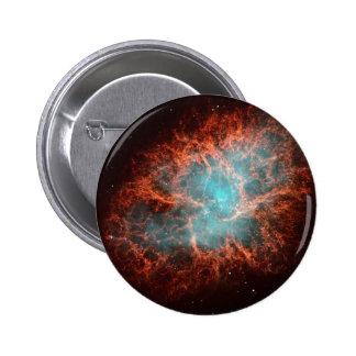 The Crab Nebula Pin