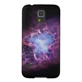 The Crab Nebula Galaxy S5 Case