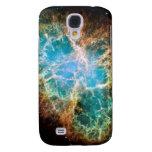 The Crab Nebula Galaxy S4 Cases