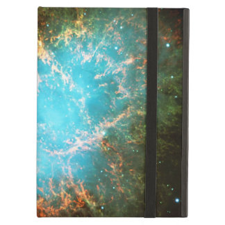 The Crab Nebula in Taurus - Breathtaking Universe iPad Air Cover