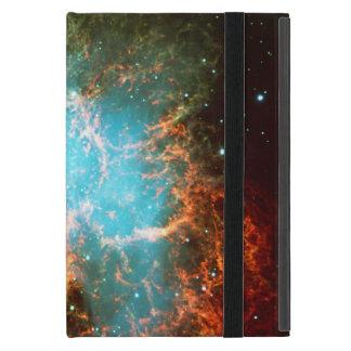 The Crab Nebula in Taurus - Breathtaking Universe Cover For iPad Mini