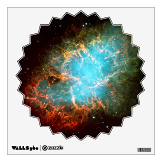 The Crab Nebula in Taurus - Breathtaking Universe Wall Sticker