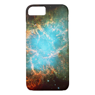 The Crab Nebula in Taurus space picture iPhone 8/7 Case