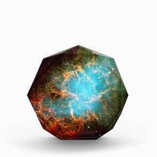 The Crab Nebula in Taurus - Table Ornament Award