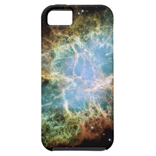 The Crab Nebula iPhone 5 Case