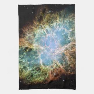 The Crab Nebula Kitchen Towel
