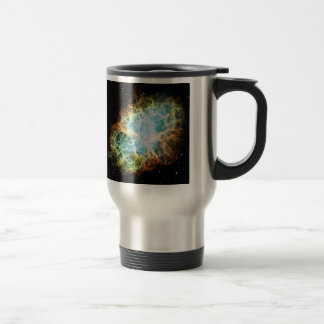The Crab Nebula M1 NGC 1952 Taurus A Travel Mug