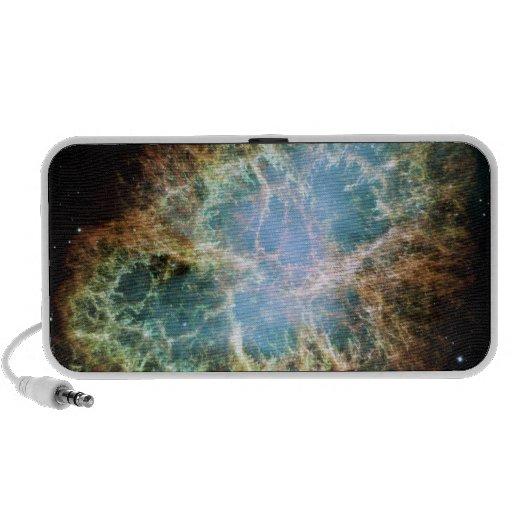 The Crab Nebula Portable Speakers