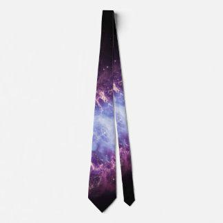 The Crab Nebula Tie