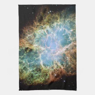 The Crab Nebula Towels