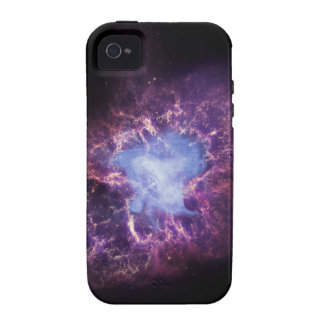 The Crab Nebula Vibe iPhone 4 Covers
