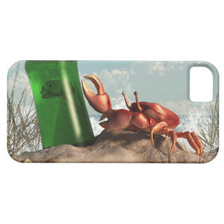 The Crab's Aquarium iPhone 5 Covers