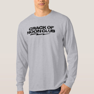 The Crack of Noon Club Long Sleeve T-Shirt