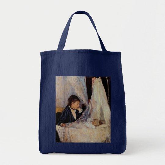 The Cradle by Berthe Morisot Tote Bag