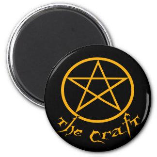 The Craft 2 Inch Round Magnet