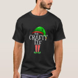 """The Crafty Elf Family Matching Group Christmas Gif T-Shirt<br><div class=""""desc""""><3 add="""""""" some="""""""" fun="""""""" to="""""""" your="""""""" wardrobe="""""""" with="""""""" this="""""""" funny="""""""" shirt="""""""" or="""""""" give="""""""" it="""""""" as="""""""" the="""""""" perfect="""""""" _gift21_21_21_=""""""""></3><3 makes="""""""" a="""""""" great="""""""" gift="""""""" for="""""""" any="""""""" holiday="""""""" or="""""""" just="""""""" as="""""""" surprise="""""""" friend="""""""" relative="""""""" that="""""""" enjoys="""""""" retro="""""""" vintage="""""""" style="""""""" stuff="""""""" choose="""""""" your="""""""" size="""""""" and="""""""" color.="""""""">>> ADD TO CART NOW </3></div>"""