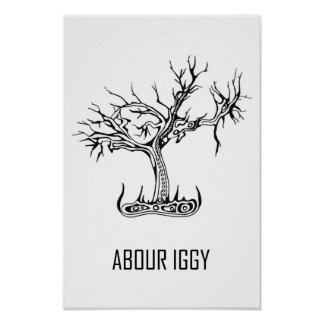 The Craggy Tree Poster