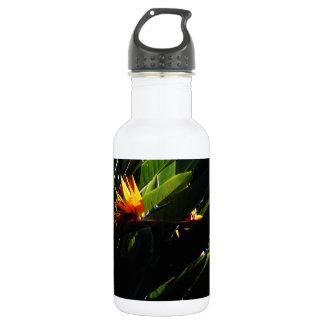 The Crane Flower 18oz Water Bottle