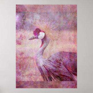 The Crane Print