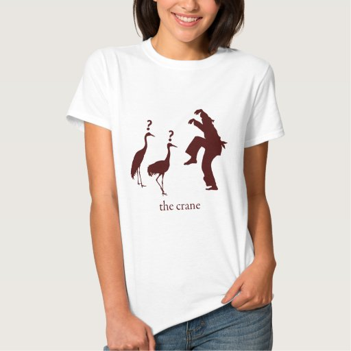 The Crane Tshirts