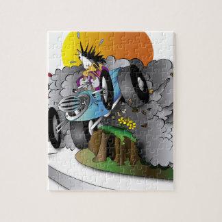 the crash jigsaw puzzle