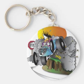 the crash keychain