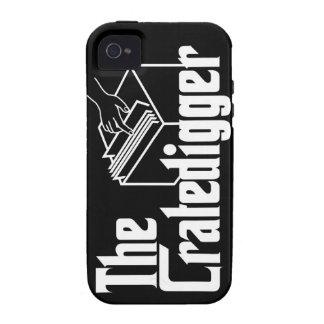 The Cratedigger Case-Mate iPhone 4 Case