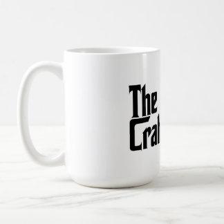 The Cratedigger Coffee Mug