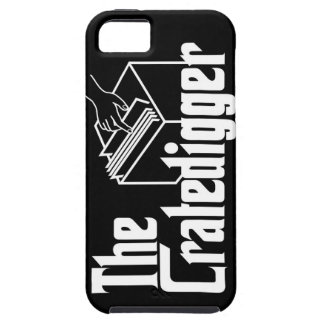 The Cratedigger iPhone SE/5/5s Case