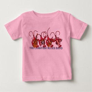 The Crawfish Blues Band Baby T-Shirt