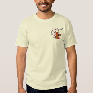 The Crawfish Blues Band (Double Bass Front) T Shirt