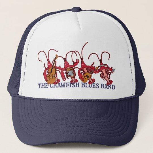 The Crawfish Blues Band Trucker Hat