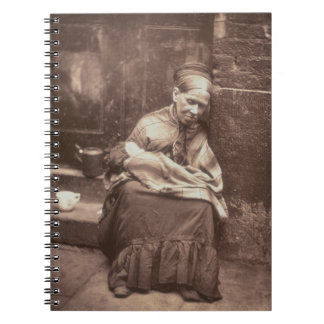 The Crawlers, from 'Street Life in London', 1877-7 Spiral Notebooks