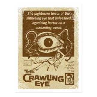 The Crawling Eye Postcard